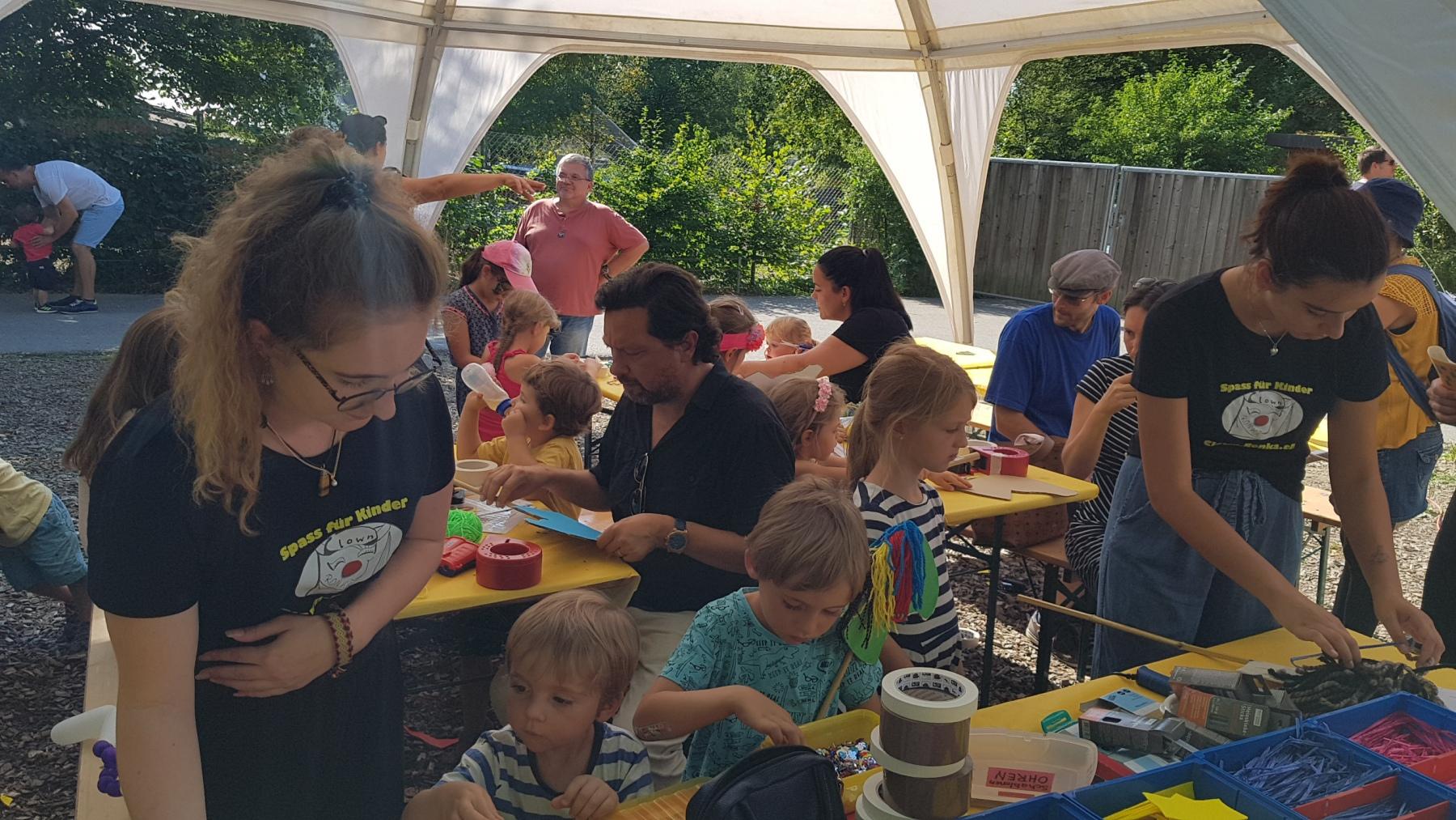 Steckenpferdbasteln-Tierpark-Dählhölzli-31-08-2019